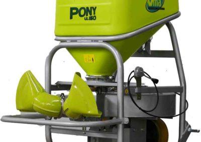 Poudreuse PONY